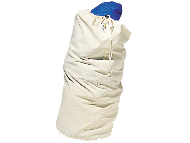 Cocoon Sleeping Bag Storage Bag Aufbewahrungstasche Cotton natural